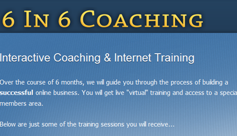 Jason Fladlien – 6 in 6 Coaching