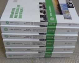 CFA Institute – 2014 Level II Curriculum