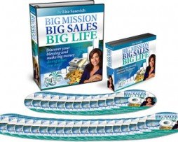 Lisa Sasevich - Big Mission Big Sales Big Life