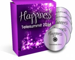 Erica Glessing - Happiness Telesummit 2014