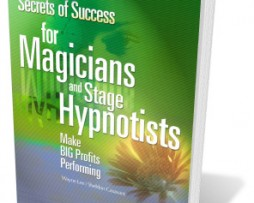 Wayne Lee - 7 Tips To Becoming a Successful Stage Hypnotist