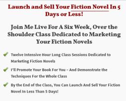 Rob Howard – Fiction Marketing Class
