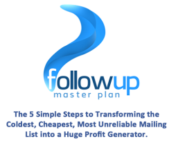 Ben Adkins – Follow Up Master Plan