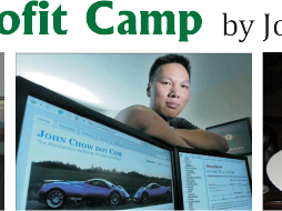 John Chow - Blog Profit Camp