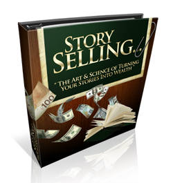 Troy White - Story Selling Tips