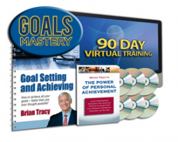 Brian Tracy – Goals Mastery For Personal and Financial Achievement