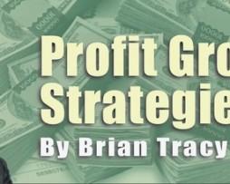 Brian Tracy - Profit Growth Strategies