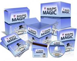 Michael X - Maps Magic