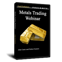 John Carter and Hubert Senters - Metals Webinar