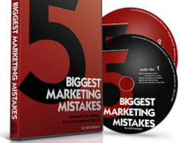 Rich Harshaw – MYM 5 Biggest Marketing Mistakes