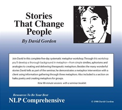 Gordon David - Stories That Change People