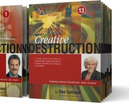 Dan Sullivan (Strategic Coach) - Creative Destruction Series