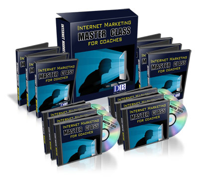 Dan Bradbury 'Internet Marketing Masterclass for Coaches'
