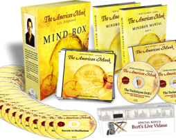 Burt Goldman, American Monk - Mindbox 1 and 2