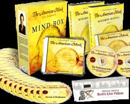 Burt Goldman, American Monk - Mindbox 1 and 2