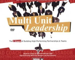 Jim Sullivan - Multi-Unit Leadership DVD: The 7 Stages of Building High-Performing Partnerships & Teams