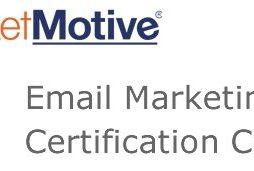Market Motive – Email Marketing Certification Course