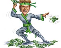 Monica Main - New Wealth Ninja Course