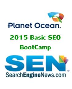 Planet Ocean – SEN's 2015 Basic SEO BootCamp