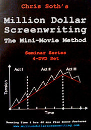 Chris Soth – Million Dollar Screenwriting: Seminar Series