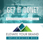 Brendon Burchard – Elevate Your Brand