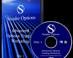 Simpler Options - Advanced Options Trading Workshop