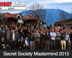 Timothy Marc – Secret Society Mastermind 2015
