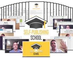 Chandler Bolt – Self-Publishing School PRO (How to write, market, and publish your bestseller in 90 days)