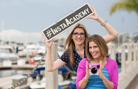 Sue B. Zimmerman & Jenn Herman – Insta Academy