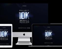 Desmond Ong – Project 10K-Desmond's Coaching Classes