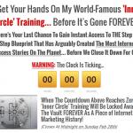 Alex Jeffreys – Inner Circle Farewell Offer