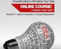 Brandon Adams – Lightbulb To Launch Crowdfunding