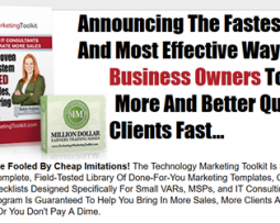 Robin Robins – Technology Marketing Toolkit and Consulting