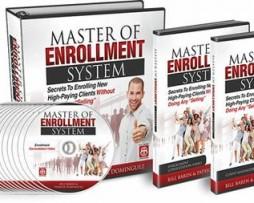 Bill Baren – Master Of Enrollment System 2016
