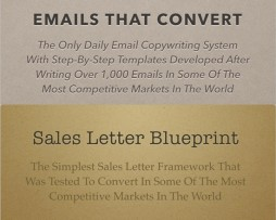 Danavir Sarria – Emails That Convert + Sales Letter Blueprint