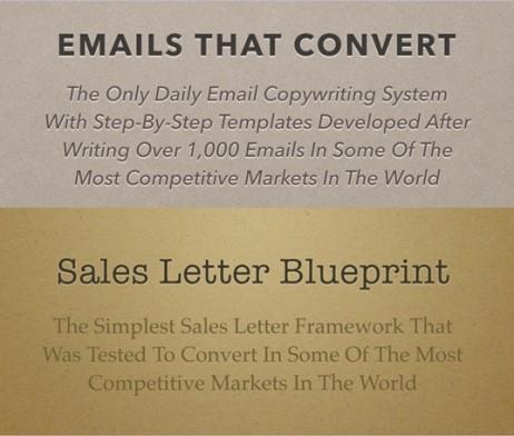 Danavir Sarria – Emails That Convert + Sales Letter Blueprint