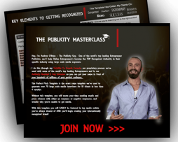Andrew O´Brien – The Publicity MasterClass