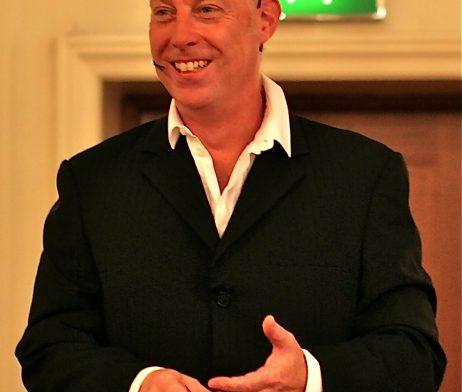 Dave Shephard - Tad James Presenting Magically