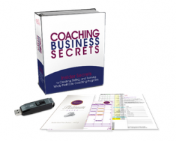 Ali Brown – Business Coaching Secrets