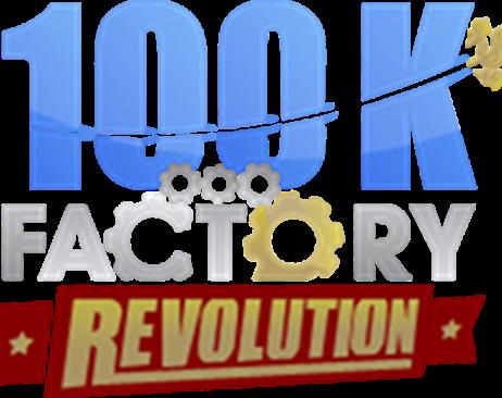 Aidan Booth & Steve Clayton – 100K Factory Revolution