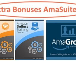 AMASUITE5 – Amazon Sellers and Affiliate Training Course