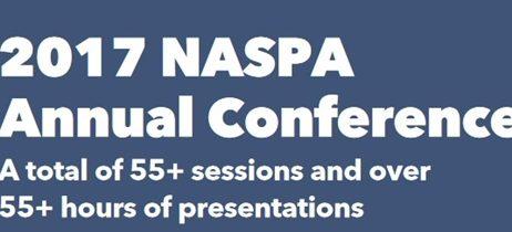 2017 NASPA Annual Conference