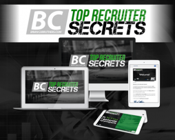 Brian Carruthers - Top Recruiter Secrets