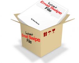 Instant Swipe File – Amplified: Matt Bacak