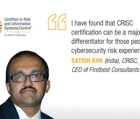 CRISC Certified in Risk and Information Systems Control training ...